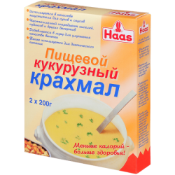 ПецХ ХААС Кукурузный крахмал 400г (6)