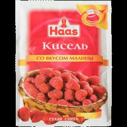 ПецХ ХААС Кисель Малина 75г (30)