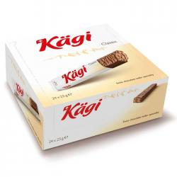 Kaegi Classic вафли в молочном шоколаде 24*25г (8)