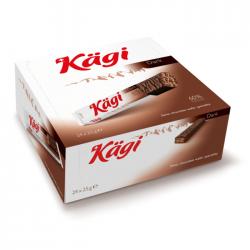 Kaegi Dark вафли в темном шоколаде 24*25г (8)