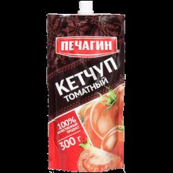 Печагин Кетчуп Томатный 300г (20) дой пак