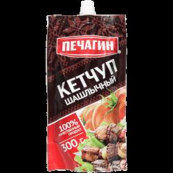Печагин Кетчуп Шашлычный 300г (20) дой пак