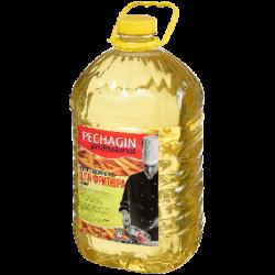 Печагин Масло подсолнеч для фритюра и жарки 10л (1) канистра