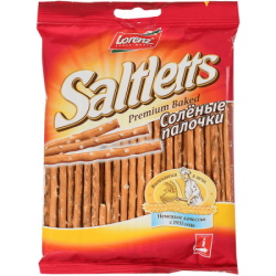 Палочки Солтлетс с солью лентаТ12х75г (6)