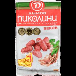 Колбаски Пиколини-Бекон с/к Т15х70г.