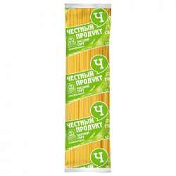 Макароны Честный продукт Спагетти 400г (28)