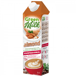 Напиток Грин Милк б/а Almond Professional 1л (12)
