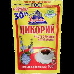 Бабушкин Хуторок Цикорий 100г (12) пак