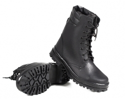 Ботинки (иск.мех) ОМОН Хром ТЭП