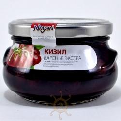 НОЯН Варенье Экстра Кизил 450г (16) ст/б