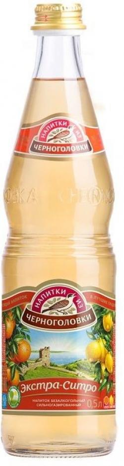 Лимонад Экстра-Ситро 0,5л (12) ст/бут