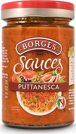 Borges Соус томатный Путанеска 300г (12) с/б