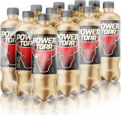 Энергетический напиток Пауэр Торр GOLD 0,5л