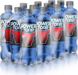 Энергетический напиток Пауэр Торр Navy 0,5л