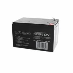 Аккумулятор АКБ 128 ROBITON VRLA (12V 0,8Ah) свинцово-кислотный