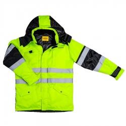 Мужская рабочая зимняя куртка ProLine WX 200 Lemon