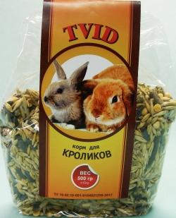 Корм для кроликов, 25 кг