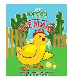 Белково-витаминно-минеральная добавка для цыплят, утят, гусят, индюшат 1,7 кг