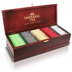 """Imperial Tea Collection """"Коллекционный набор"""", 125 пакетиков."""