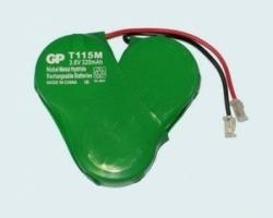 Аккумулятор АКБ GP T-115м- В 3,6V(10)
