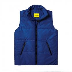 Мужской утепленный жилет Simple Vest Navy