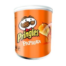 Принглс Чипсы Картофельные Паприка 40г (12)
