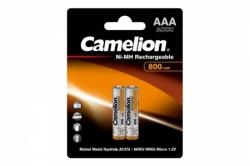 Аккумулятор Camelion ААA 800mA(Ni-Mh)2бл