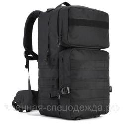 Рюкзак 5008 (55 л) черный