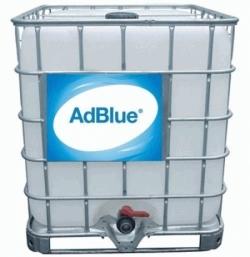 AdBlue (водный раствор мочевины) а/м Евро 4,5,6, 1000 л.