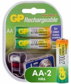 Аккумулятор GP R06 (2700 mAh) 2бл.