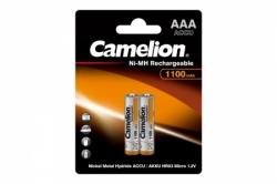 Аккумулятор Camelion ААA1100mA(Ni-Mh)2бл