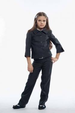 Жакет для девочки (120-170 см)