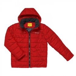 Мужская демисезонная куртка Classic Winter Red