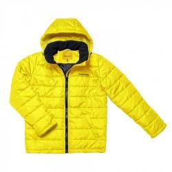 Мужская демисезонная куртка Classic Winter Yellow