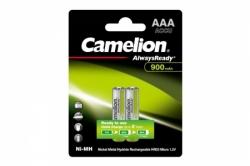 Аккумулятор Camelion ААA 900mAh(Ni-Mh) Always Ready 2бл