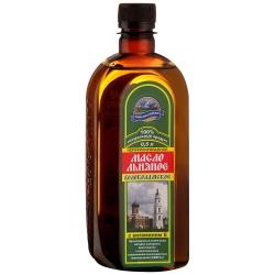 Масло льняное Волоколамское с витамином Е Т24х0,5л.