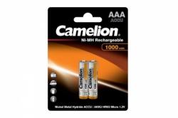 Аккумулятор Camelion ААA1000mA(Ni-Mh)2бл