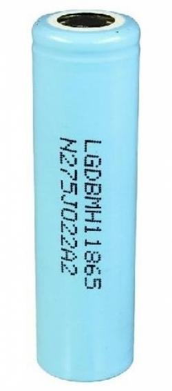 Аккумулятор АКБ LG 18650 Li-Ion 3200mAh 18650MH1