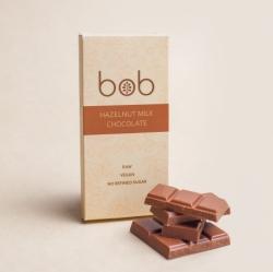"""""""Молочный"""" шоколад на кешью и фундуке, 50 г."""