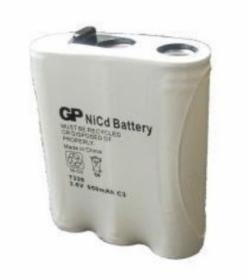 Аккумулятор АКБ GP Т-339-ВС1 (900mAh 3.6V) анал. Т511