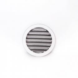 Решетка из алюминия, d-125