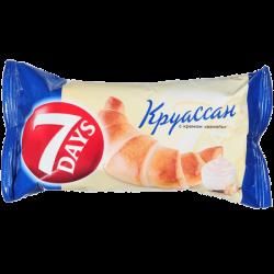 Чипита 7DAYS Круассаны Миди Ваниль 65г (20)