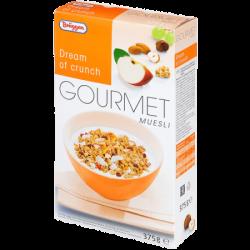 Брюгген Мюсли Gourmet Dream of Crunch 375г (8)