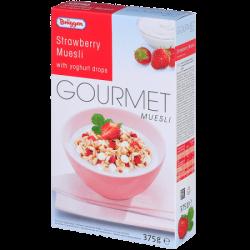 Брюгген Мюсли Gourmet Strawberry-Vanilla 375г (8)