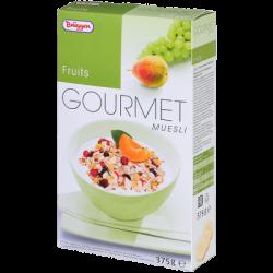 Брюгген Мюсли Gourmet Fruits 375г (8)