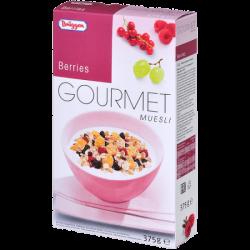Брюгген Мюсли Gourmet Berries 375г (8)