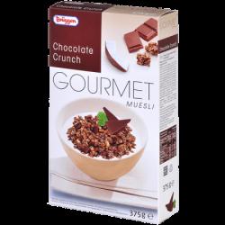 Брюгген Мюсли Gourmet Chocolate Crispy 375г (8)