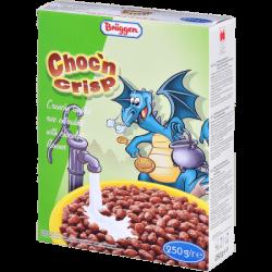 Брюгген Хлопья Choc'n Crisp 250г (18)