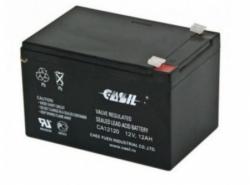 Аккумулятор АКБ 1212 CASIL (12V,12Ah) свинцово - кислотный