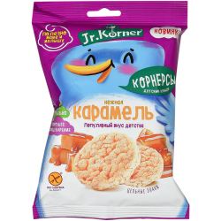 "Dr.Korner Мини Хлебцы ""Карамельные"" 30г (36)"